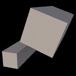 Profils carrés