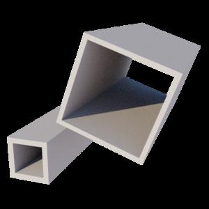 Profils tubes carrés