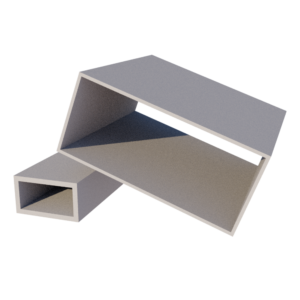 Profils tubes rectangulaires