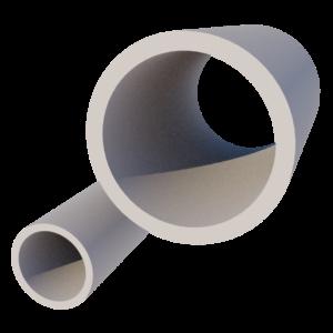 Profils tubes ronds